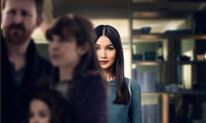 We hire the robots: Gemma Chan as domestic cyborg Anita in Humans.