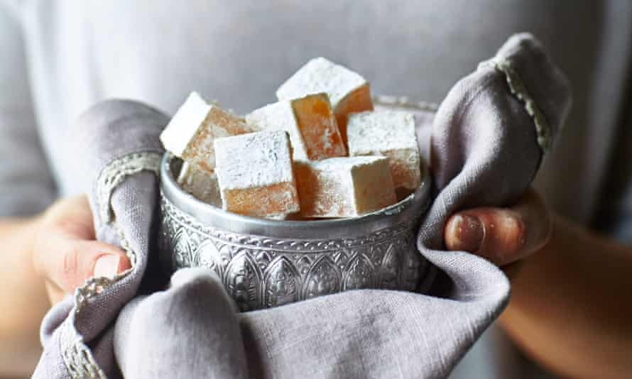 Turkish delight from Homemade Memories by Kate Doran
