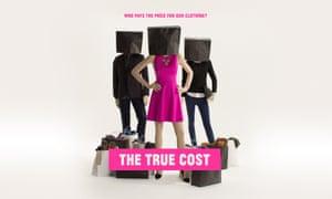 True Cost trailer poster