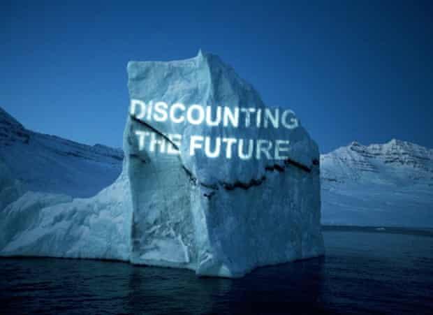Ice Texts, David Buckland, 2004–2005