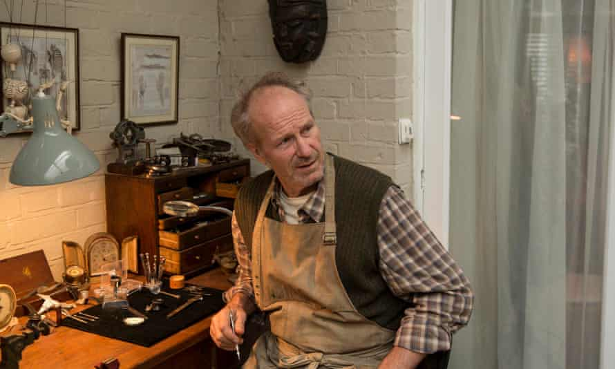 Robo soul: William Hurt as George Millican in Humans.