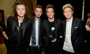 One Direction and Ed Sheeran lead UK acts' global album