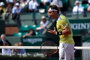 Ferrer starting to loose the plot.