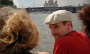 Edward Snowden Moscow
