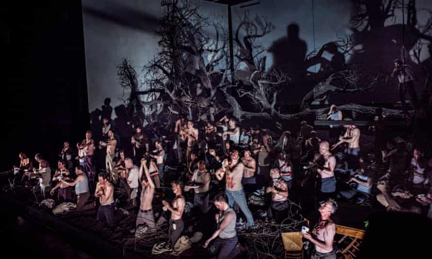 Guillaume Tell, directed by Damiano Michieletto, at the Royal Opera House.