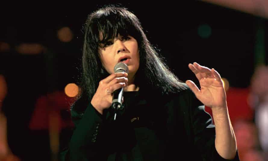 Catherine Ribeiro in 1998