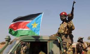 South Sudanese government soldiers are accused of serious human rights abuses, including gang-rape and torture.