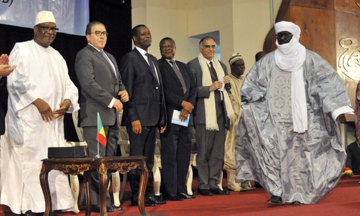 Malis Peace Deal Represents A Welcome Development But Will It Work