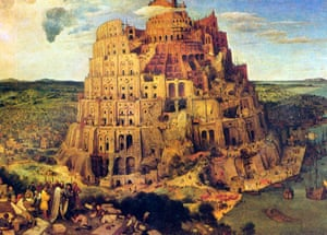 Breughel, Tower of Babel