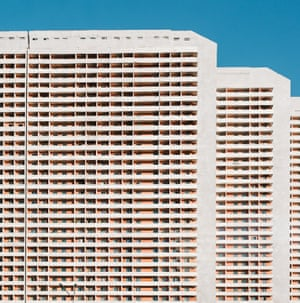 High-rise living in North Korea