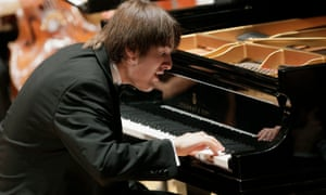 Daniil Trifonov, who won first in 2011's Tchaikovsky Competition.