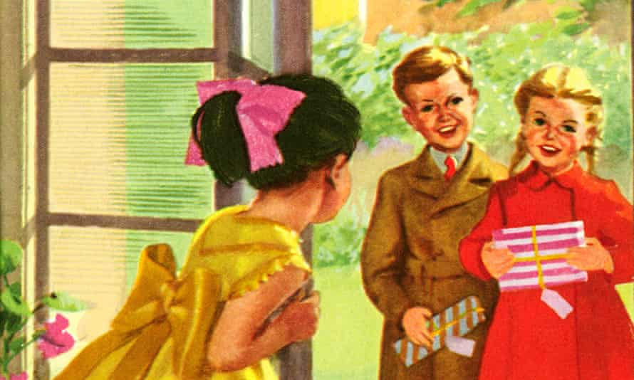 Page from the Party Ladybird book