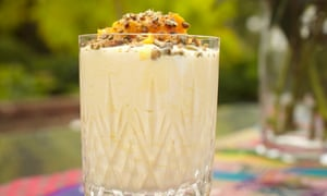 Karam Sethi's mango shrikhand
