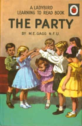 The Party, published in 1960 by Ladybird.