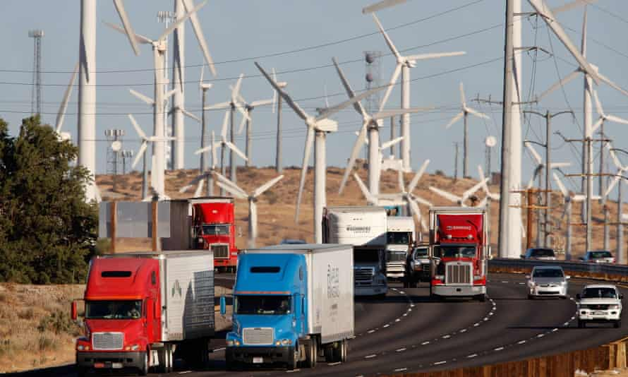 Californian lawmakers want more renewables and fewer petroleum-powered vehicles on the roads by 2030.