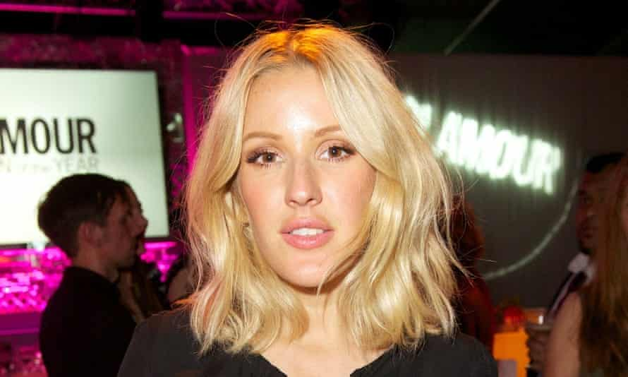Ellie Goulding Glamour Magazine Woman of the Year Awards Cointreau After Party, London, Britain - 02 June 2015