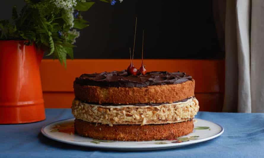Olia Hercules Kiev cake