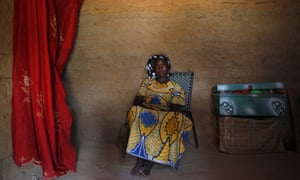 Niger has one of the highest rates of child marriage in the world