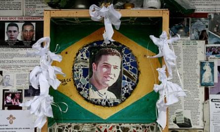 Jean Charles de Menezes memorial