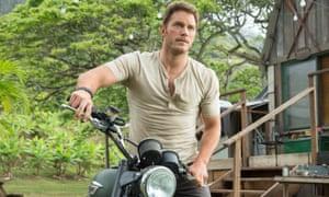 Chris Pratt as tOwen Grady