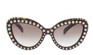 Prada sunglasses £415 from Liberty