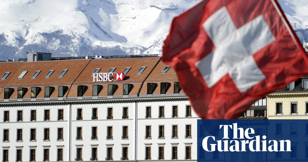 HSBC pays out £28m over money-laundering claims | Business | The