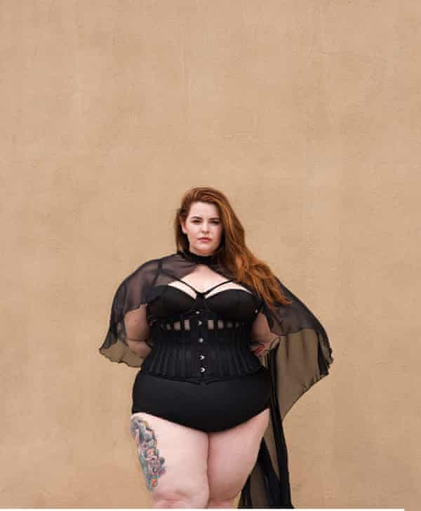 Tess Holliday Never Seen A Fat Girl In Her Underwear Before