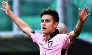 Paulo Dybala has signed a five-year deal at Juventus.