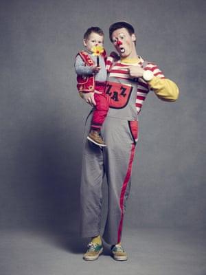 Matthew Indge as Clown Zaz