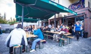 Rizmajer Beerhouse, Budapest