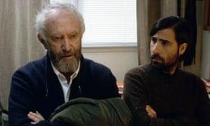 Pryce with Schwartzman in Listen Up Philip.