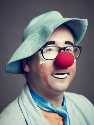 Andy the Clown