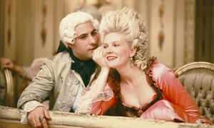 Schwartzman in Sophia Coppola's Marie Antoinette.