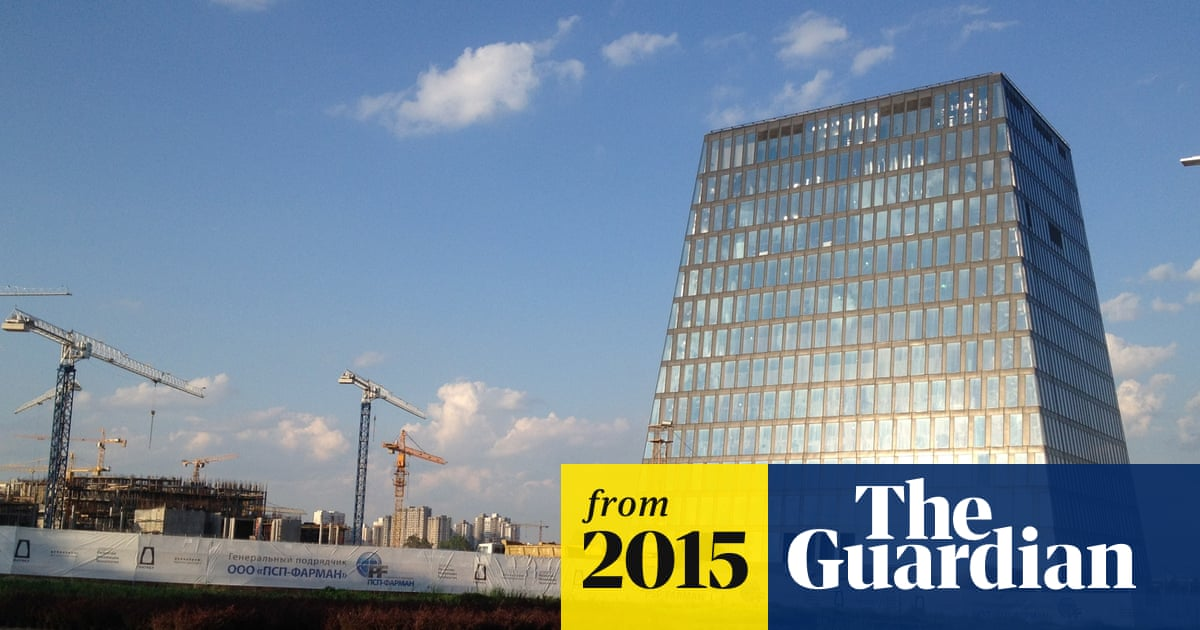 Inside Skolkovo, Moscow's self-styled Silicon Valley