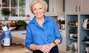 Mary Berry proves she is not just the queen of cakes.