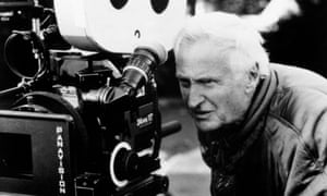 Boorman filming The General, 1998.