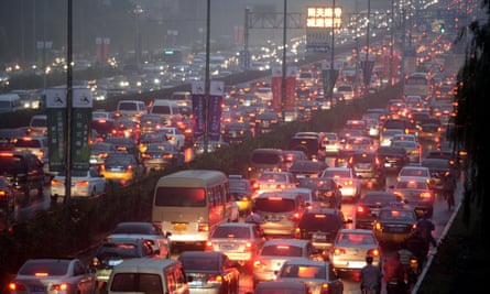 In 2014 Beijing was home to nearly 5.6 million cars, yet only an estimated 2.9 million parking places.