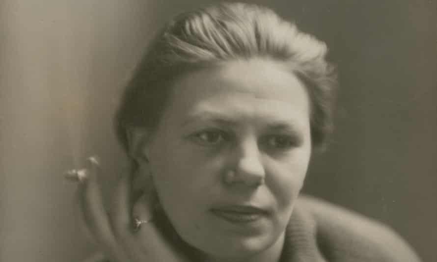 Germaine Krull self-portrait, Paris, 1927.