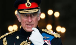 Prince Charles at the Afghanistan service of commemoration at St Paul's Cathedral in March.
