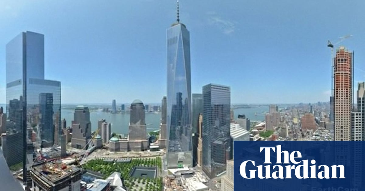 Building One World Trade Center: 11 years in under two minutes – video