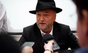 George Galloway Respect MP