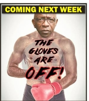 Jack Warner: plenty more where this came from.