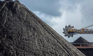 Australia is one of the world's biggest coal exporters