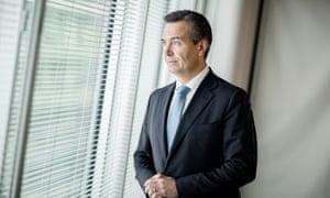 Lloyds Banking Group chief executive Antonio Horta-Osorio.