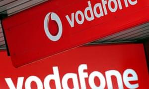 Vodafone in Liberty talks.