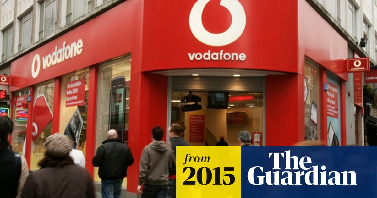 Vodafone to launch home broadband service   Business   The