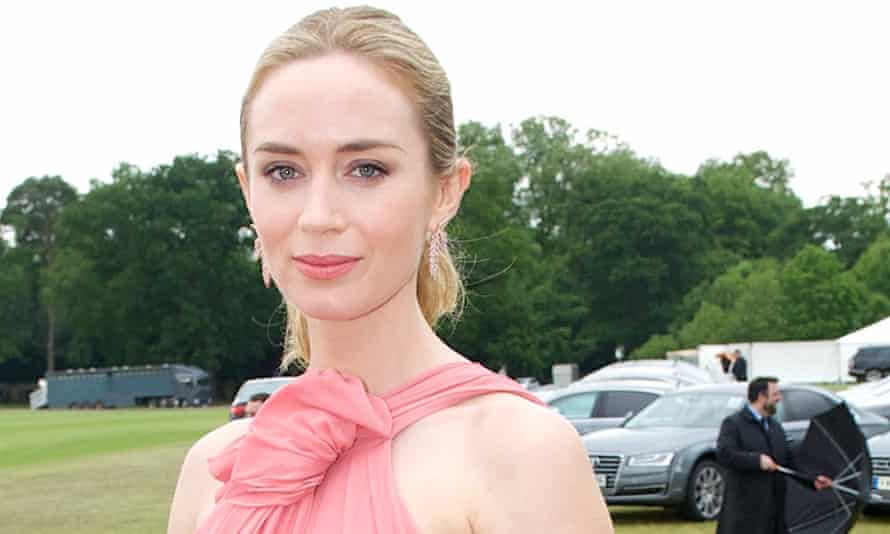 The girl with some cars …Emily Blunt at the Audi Polo Challenge, 30 May 2015.