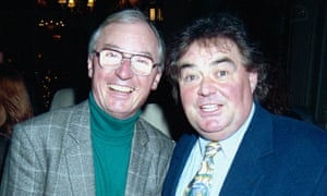 Syd Little and Eddie Large; role models for Robert Peston and Eddie Mair?