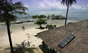 Solar power in Guinea-Bissau