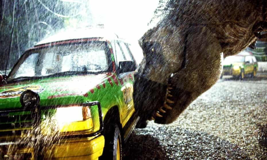Wildly unscientific … Jurassic Park